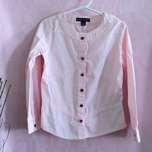 😀 Tommy Hilfiger long sleeve top size 6